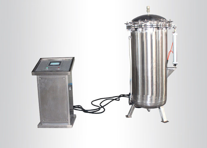 Elctronic Water Test Chamber IPX7 IPX8 Pasokan Air Otomatis